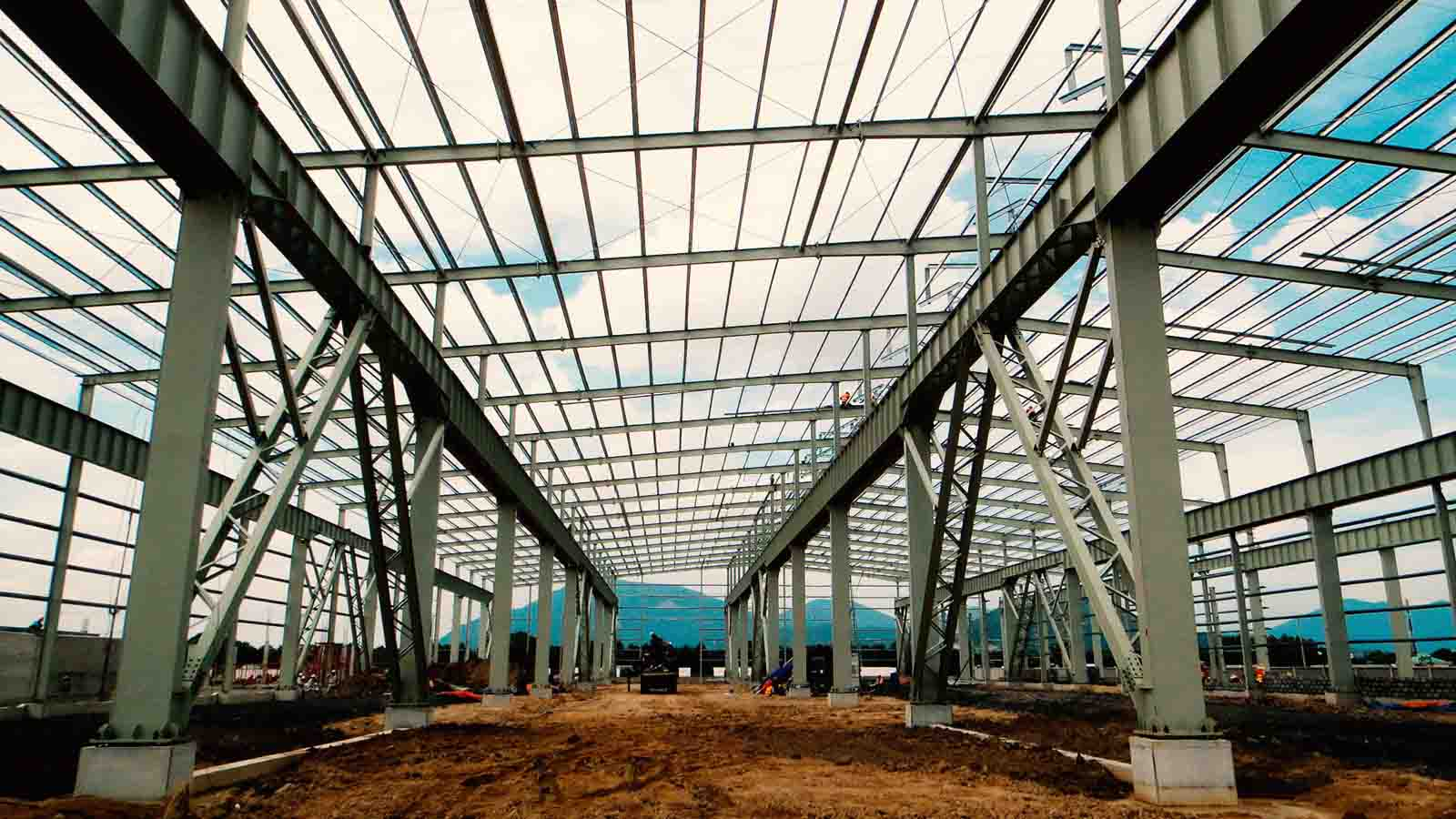 Space Frame & Canopies